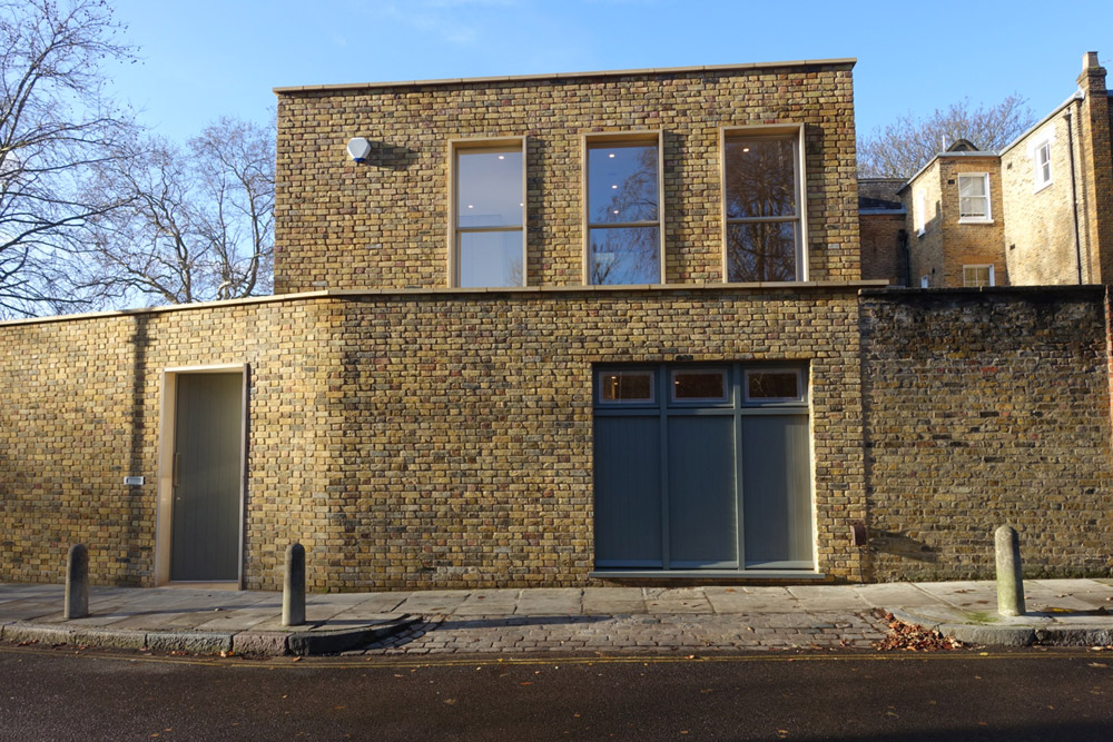 Cannonbury House Practical Completion