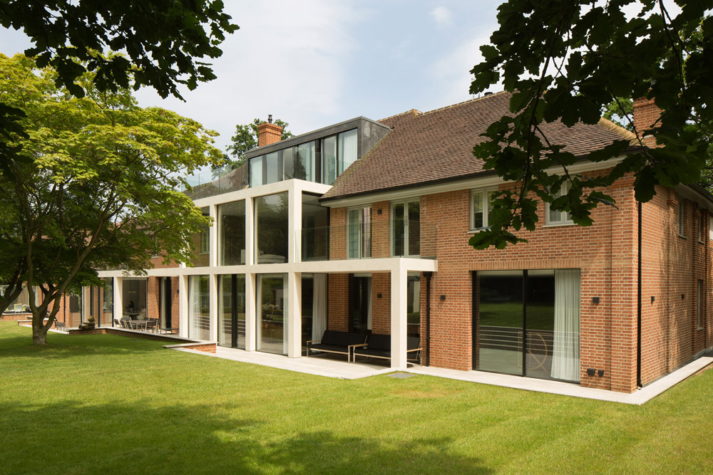 Grand Highgate House rebuilding completed