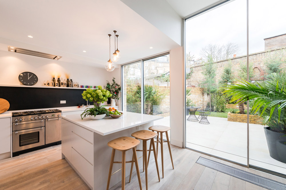 Primrose Hill Listed Townhouse
